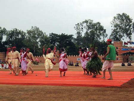 Cultural-Programme-at-NCC-C